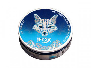 White Fox Five Paws Tobacco Free - Click to Enlarge