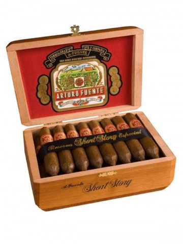 Dominican Republic Arturo Fuente Hemingway Short Story - Click to Enlarge