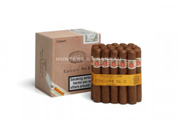 Cuban Hoyo de Monterrey Epicure No.2 - Click to Enlarge