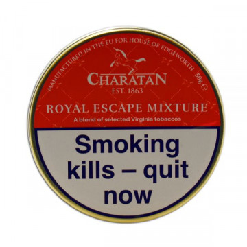 Charatan Pipe Tobacco Royal Escape Mixture - Click to Enlarge