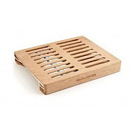 Humidification Boveda Cedar Wood Holder