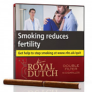 Royal Dutch Double Filter