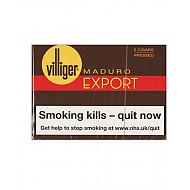 Villiger Export Maduro