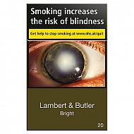 Lambert & Butler Bright