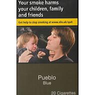 Pueblo Blue Cigarettes