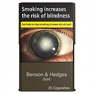 Benson & Hedges Gold Kingsize