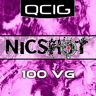 QCIG 18mg Nic Shot