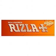Cigarette Rolling Papers Rizla Liquorice