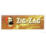 Cigarette Rolling Papers Zig Zag Liquorice Papers