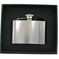 Artamis 4oz Stainless Steel Hipflask (FL4)