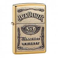 Zippo Jack Daniel's® Brass
