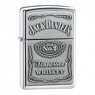 Zippo Jack Daniel's® Chrome