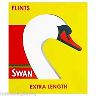 Flints Swan Extra Long Flints