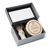 Shaving Brush Taylor of Old Bond Street Shaving Brush & SandalwoodCream Set