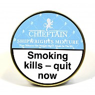 Chieftain Pipe Tobacco Shipwrights Mixture