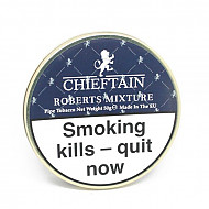 Chieftain Pipe Tobacco Roberts Mixture