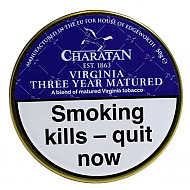 Charatan Pipe Tobacco Virginia Three Year Matured