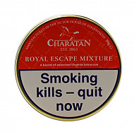 Charatan Pipe Tobacco Royal Escape Mixture